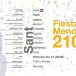 Vive las fiestas de Sant Joan en Es Molí des Comte Asador