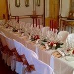 Un banquete inolvidable en un palacio de Ciutadella. ¿Por qué no?