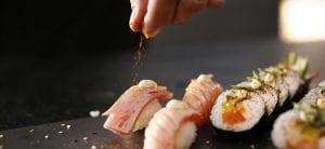 Sushi catering en menorca