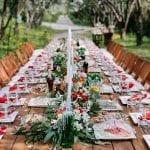 La mesa imperial: la reina de tu boda en Menorca