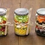 Comer sano en la oficina (¡es posible!) con las Jar Salads