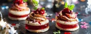 Tradición gastronómica en un catering de Navidad en Menorca