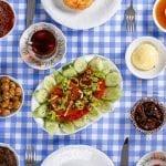 Un desayuno mediterráneo para un catering en Menorca