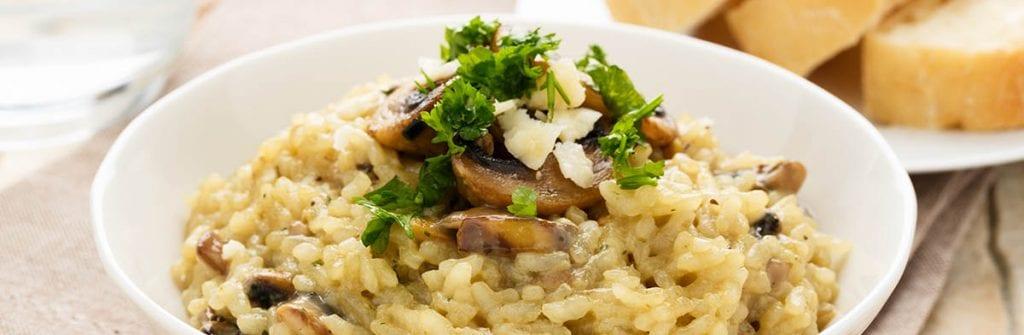 risotto-setas-catering-menorca