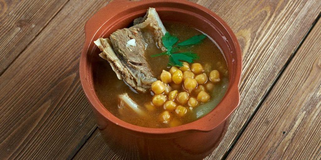 cocina tradicional persa: tendencias 2017