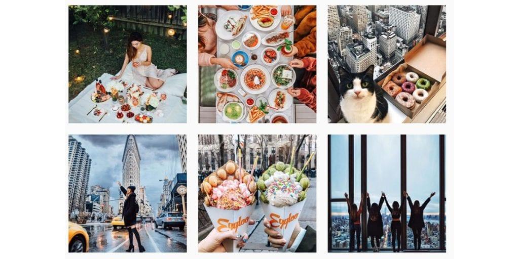 cuentas foodies en instagram