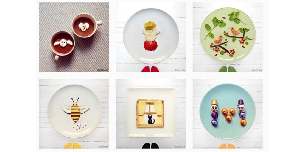 idafrosk instagram foodies