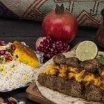 La gastronomía persa como base para un catering en Menorca