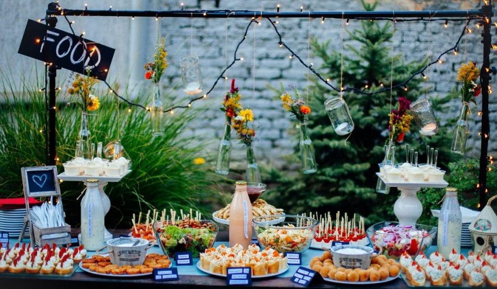 catering para bodas en menorca