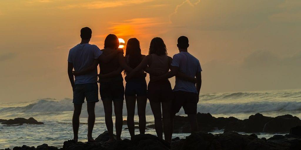Honeymoon, un viaje con amigos
