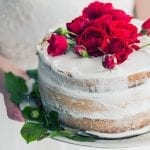 Naked cakes: la última tendencia en pasteles de boda