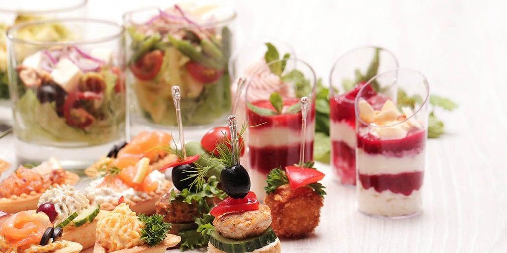 menu bodas en Menorca