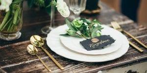decoracion bodas en verde