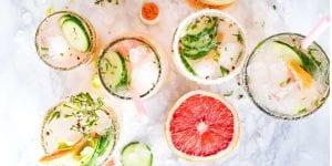 cocktails sin alcohol para bodas