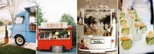 food trucks en bodas