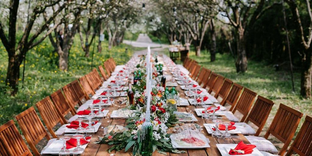 decoracion bodas naturales