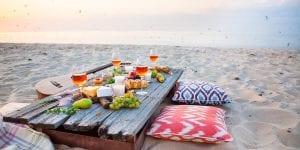 picnic en Menorca