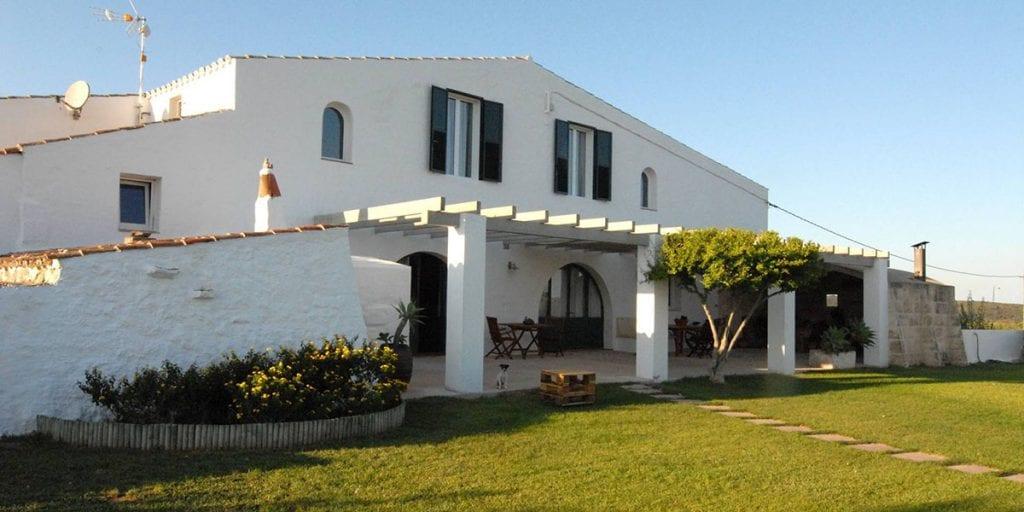 Fincas para bodas rústicas en Menorca