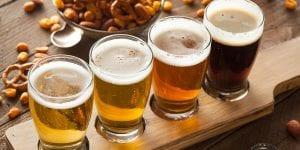cata de cerveza artesanal