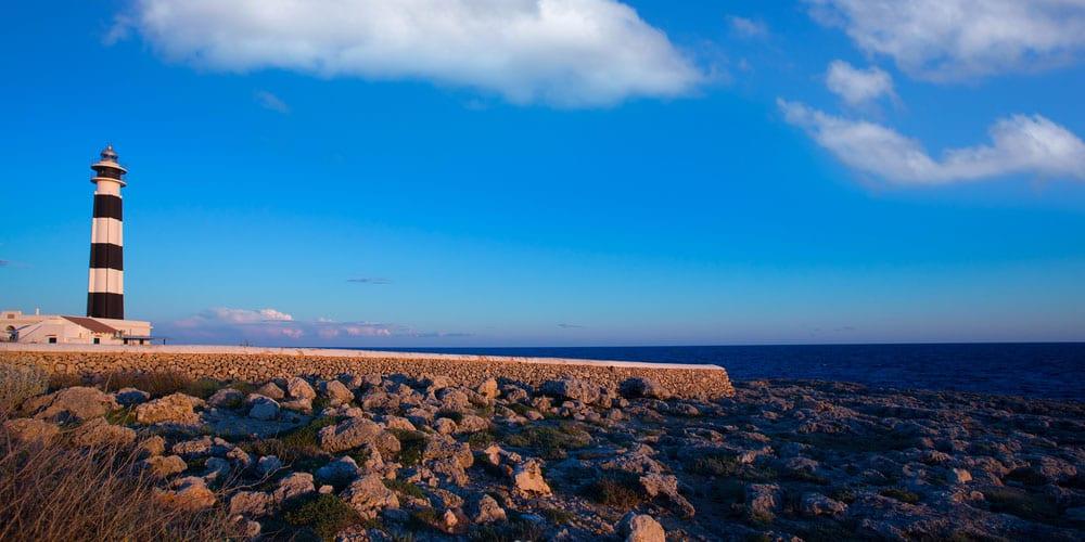 Boda en el Faro de Artrutx en Menorca