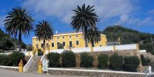 Finca rúsrica para bodas en Menorca