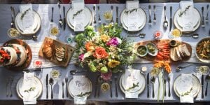 Menus para bodas en Menorca