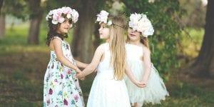 Que hacer con los niños en una boda