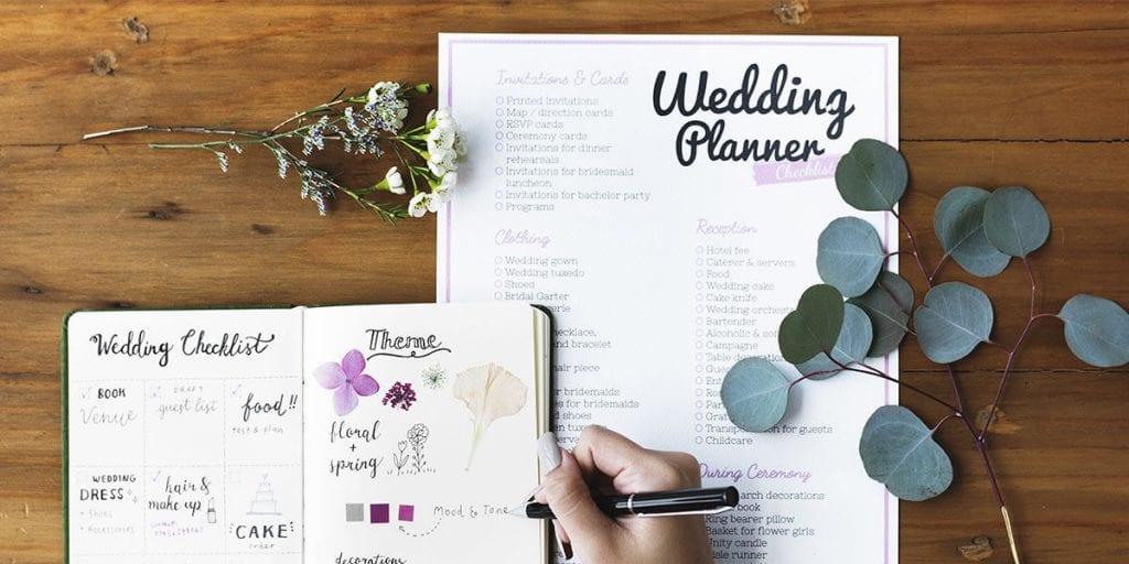 Tareas de una Wedding Planner en Menorca