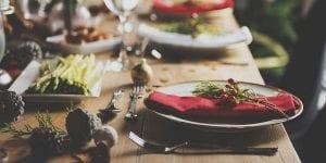 Menú típico de Navidad en España