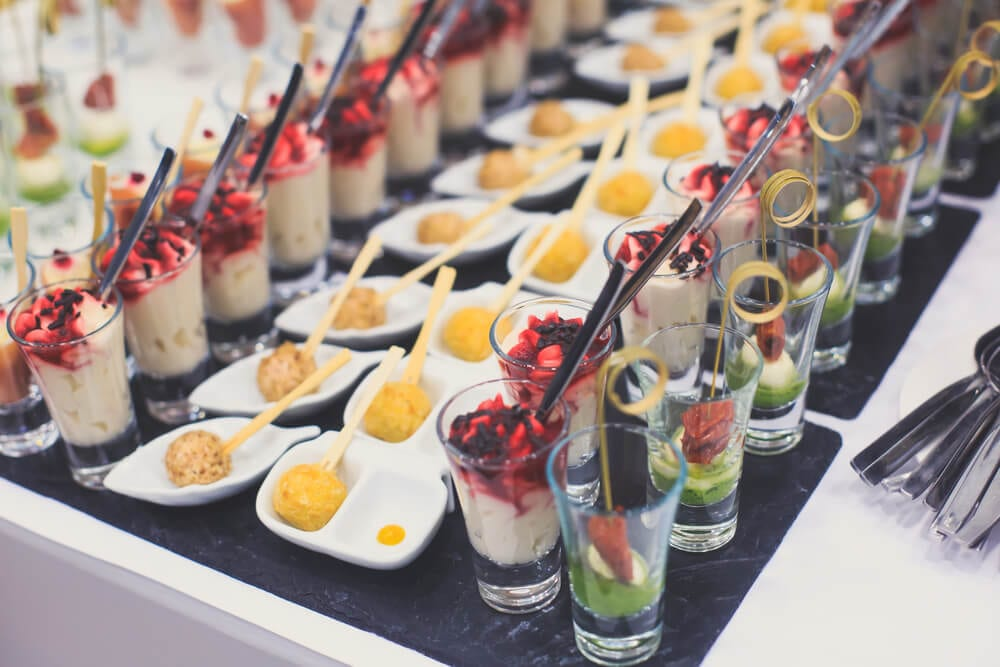 Catering Menorca coctel