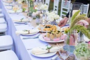 Catering Menorca comunion