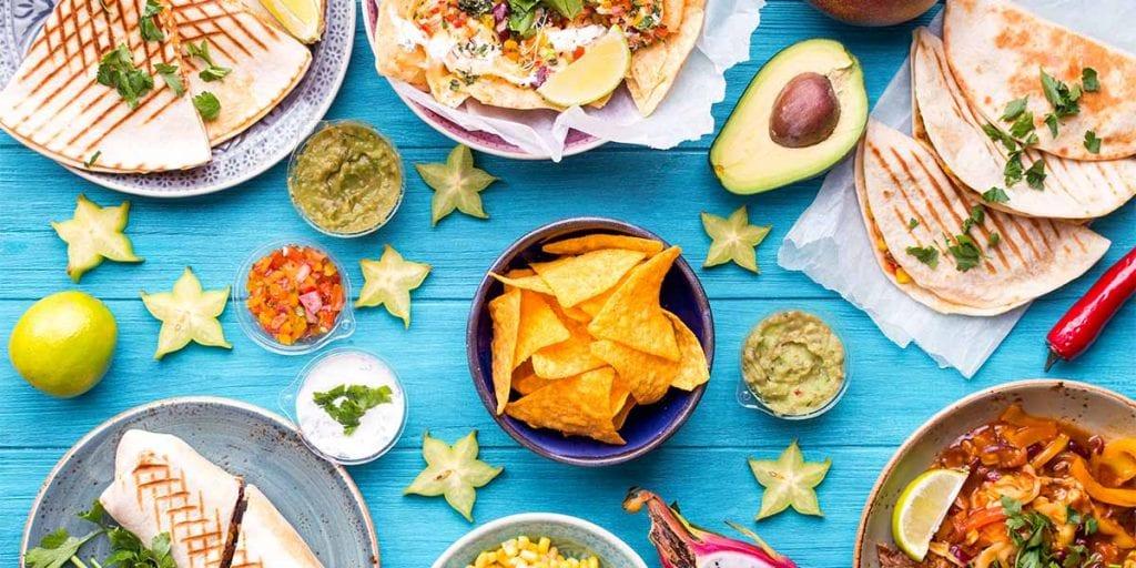 Sorprende con el picante y los colores de México a tus invitados en tu próximo evento