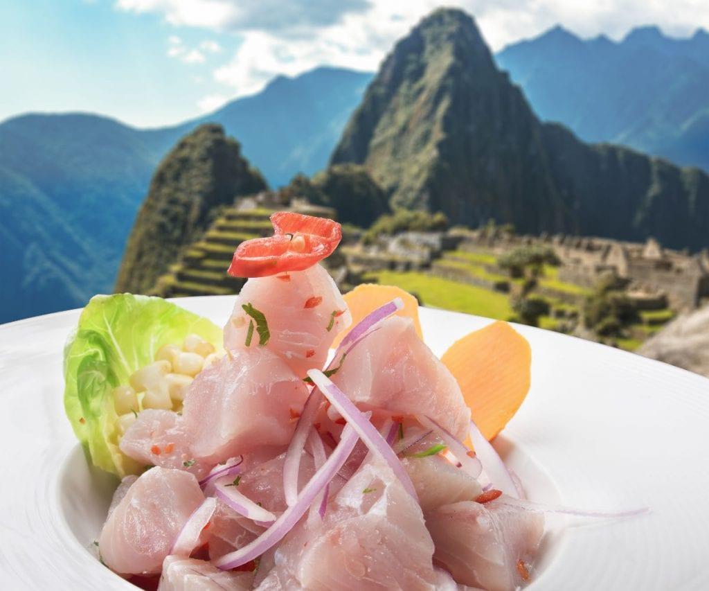 El cebiche es el plato tradicional por excelencia de Perú