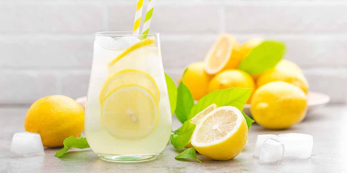 Pomada de Menorca. Hecha con zumo de limón y ginebra de Mahón