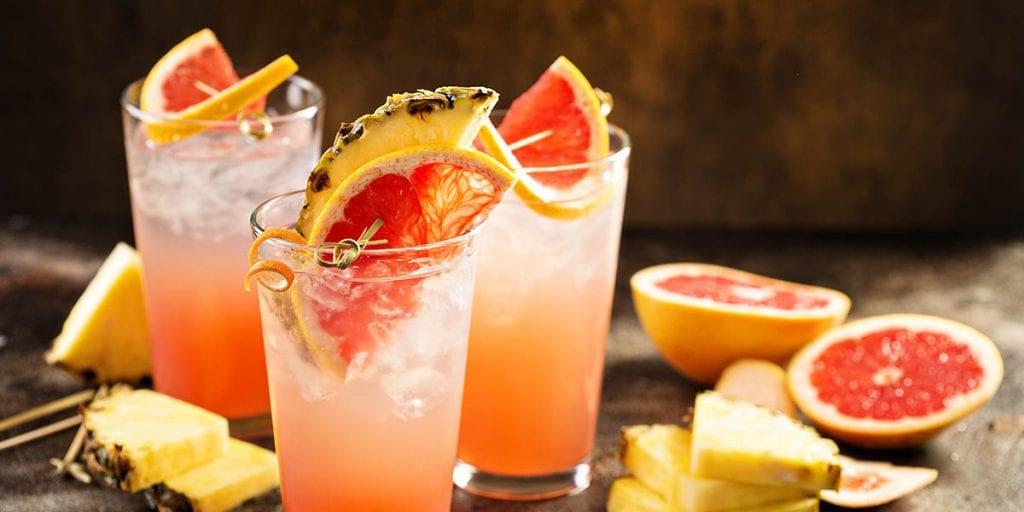 Si no bebes alcohol, pero no quieres renunciar a un buen cocktail, prueba algún delicioso mocktail