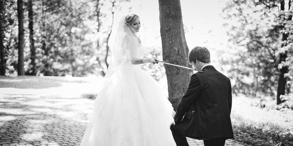 Celebra una boda inspirada en la Edad Media, y convierte el mejor día de tu vida en un momento imposible de olvidar