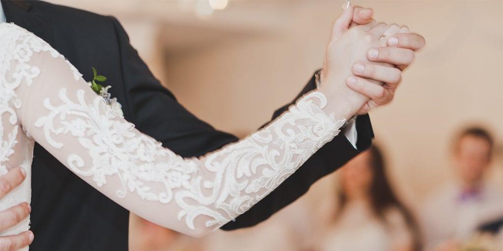 El protocolo real en el siglo XIX dictaba que los novios debían bailar un vals en su boda