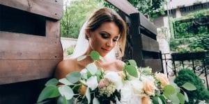 No pienses en el traje de novia como algo de usar y tirar. Piensa en otras opciones más sostenibles
