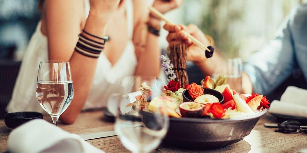 Catering vegano en Menorca en tu boda o eventos corporativos
