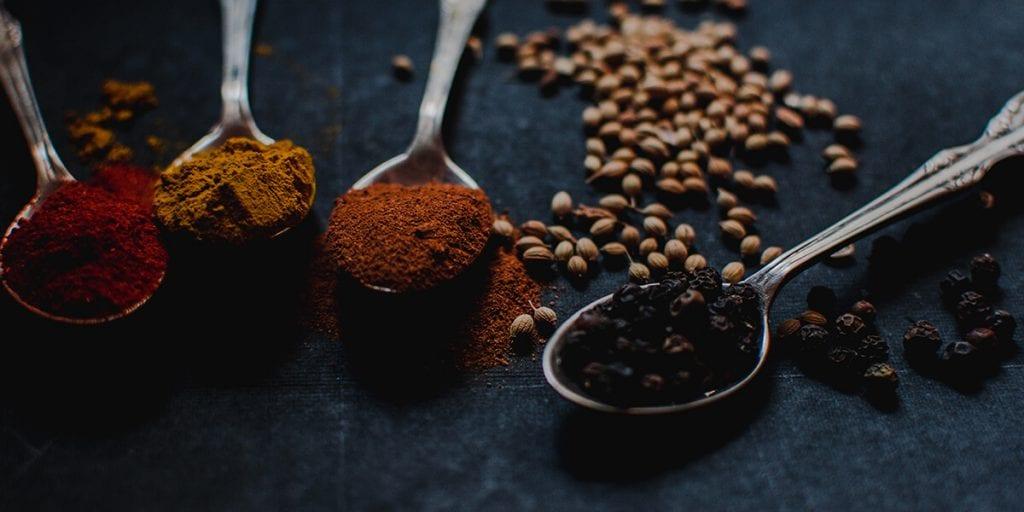 Juego de aromas y sabores en la cocina india