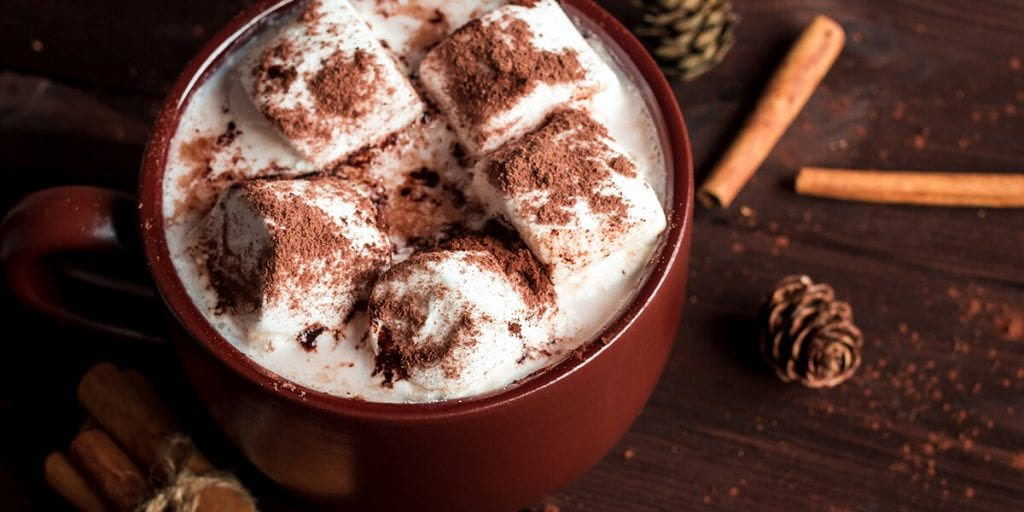 Recibe a tus invitados con chocolate e infusiones calientes
