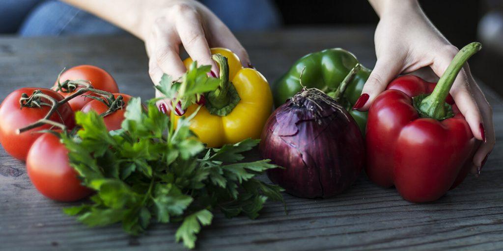 Auge vegetal en la cocina del 2019