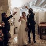 Una boda en Menorca en es Molí des Comte