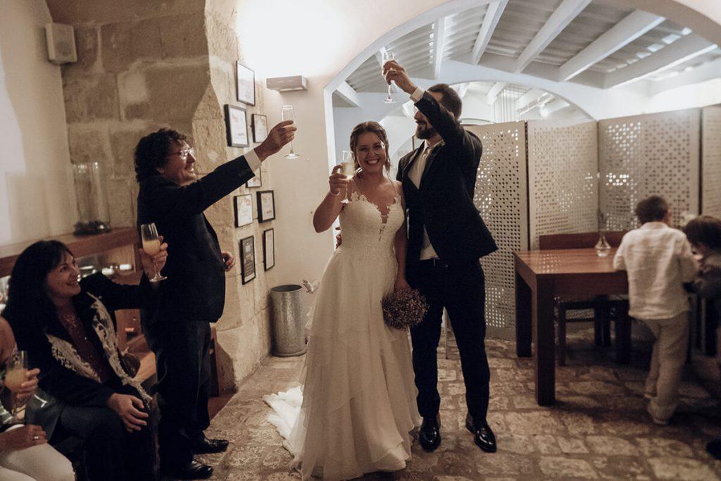 Espacios para bodas en Menorca