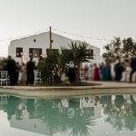 Una boda inolvidable en la finca Llucalari Nou con el catering de Molí des Comte