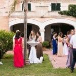 Una boda fuera de lo común en la finca Son Salomó de Menorca