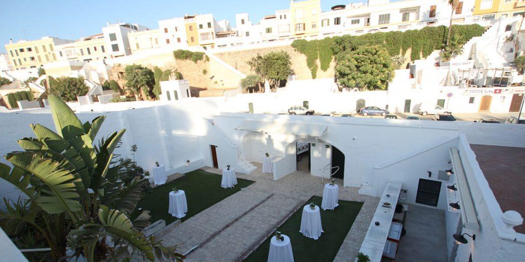 Conoce el huerto privado en Nes Pla de Ciutadella