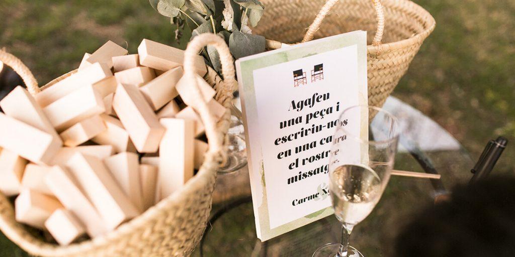 Una boda donde los detalles marcan la diferencia