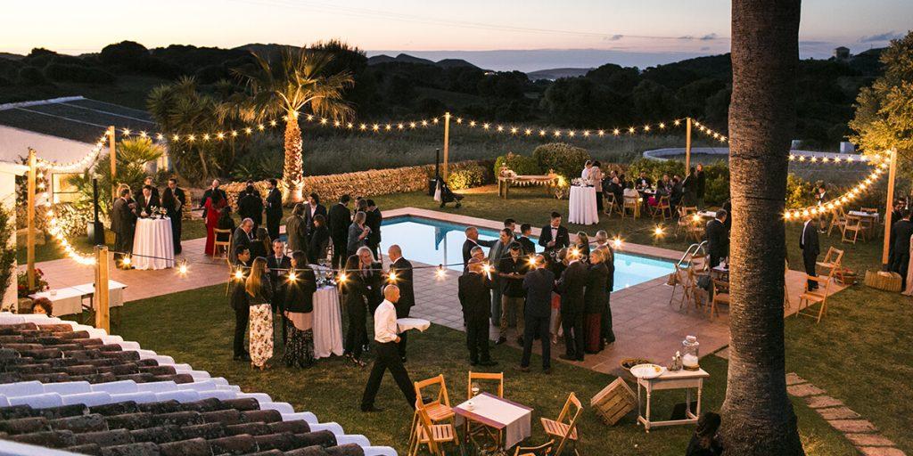 Organiza con nosotros una boda inolvidable en Menorca