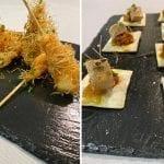 El Catering de boda en Menorca perfecto en Molí des Comte – Cap. 1. Aperitivos